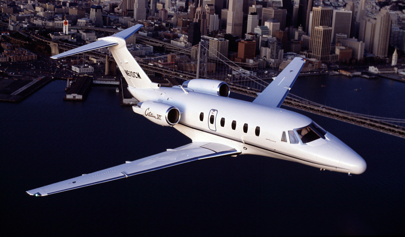 Cessa Citation VI.jpg